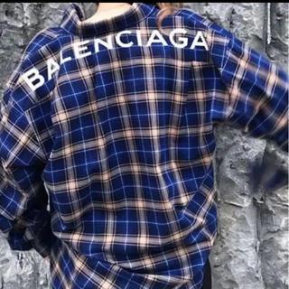 Balenciaga - バレンシアガシャツ