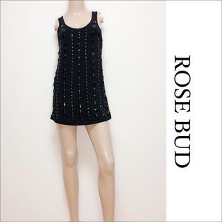 ROSE BUD - ROSE BUD ビジュー チュニック♡ユナイテッドアローズ シップス ZARA