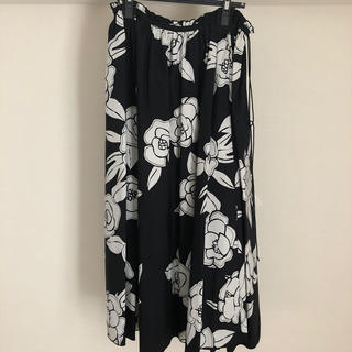 Drawer - Drawer 花柄スカート