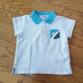 familiar - ファミリア シャツ 90