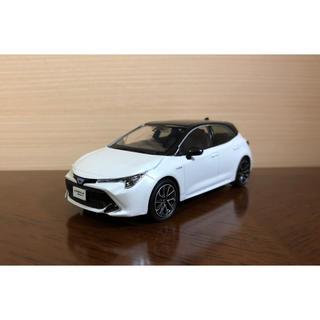 非売品 トヨタ カローラ スポーツ ツートン カラーサンプル 1/30 ミニカー