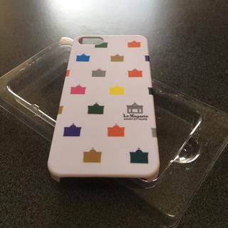 アダムエロぺ(Adam et Rope')のマガザンiPhone SE 5sケース(iPhoneケース)