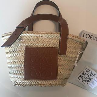 LOEWE - 新品未使用 ロエベ公式オンライン購入 Loewe カゴバッグ  Sサイズ