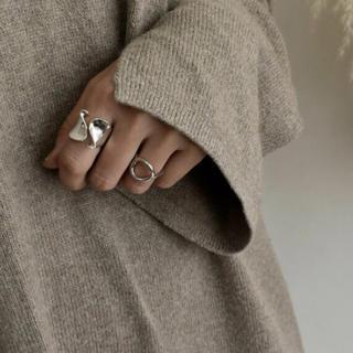 ヴィクトリアズシークレット(Victoria's Secret)の即完売オープンリングS925(リング(指輪))