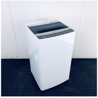 Haier - ハイアール 5.5kg 全自動洗濯機 ブラックhaier JW-C55D-K