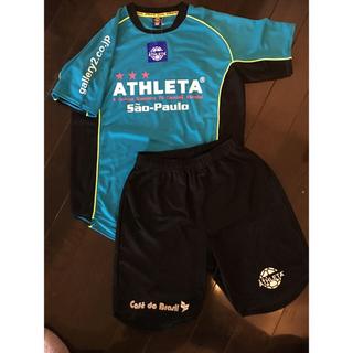アスレタ(ATHLETA)のアスレタ プラシャツ+パンツ+タイツ 3点セット(ウェア)
