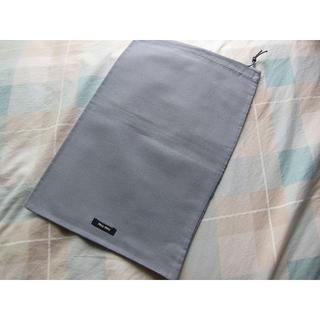 miumiu - miumiu シューズ用布製保存袋 グレー