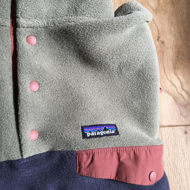 patagonia(パタゴニア)のパタゴニア シンチラスナップT Sサイズ メンズのジャケット/アウター(ブルゾン)の商品写真