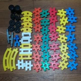 ガッケン(学研)のブロック 50ピース(積み木/ブロック)