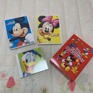 ディズニー英語システム☆ファミリーダンスパーティ☆DVD、CD