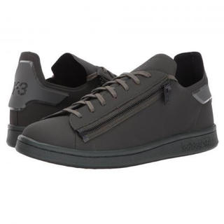 ADIDAS Y-3 STAN ZIP BLACK  ワイスリー スニーカー