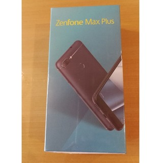 ASUS - 新品未使用 ZenFone Max Plus M1 ZB570TL BLACK