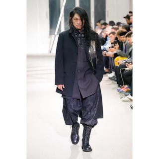 Yohji Yamamoto - Yohji Yamamoto 19aw コブラ刺繍ジャケット