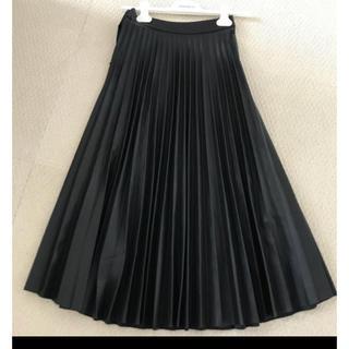 Bershka - stradivarius フェイクレザースカート