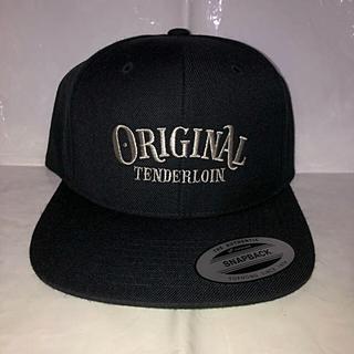 TENDERLOIN - TENDERLOIN キャップ テンダーロイン cap 帽子