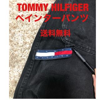 トミーヒルフィガー(TOMMY HILFIGER)のTOMMY HILFIGER TOMMY JEANS デニム ペインターパンツ(デニム/ジーンズ)