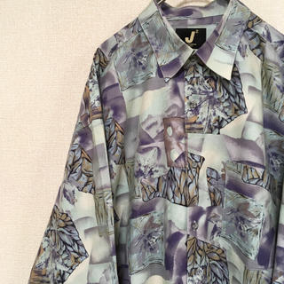 ミスタージュンコ(Mr.Junko)の【クリーニング済】Mr.JUNKO デザインシャツ(シャツ)