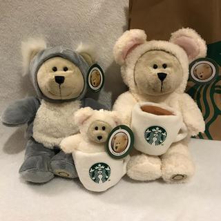 Starbucks Coffee - スターバックス ベアリスタ ネズミ コアラ オーストラリア 2020  海外