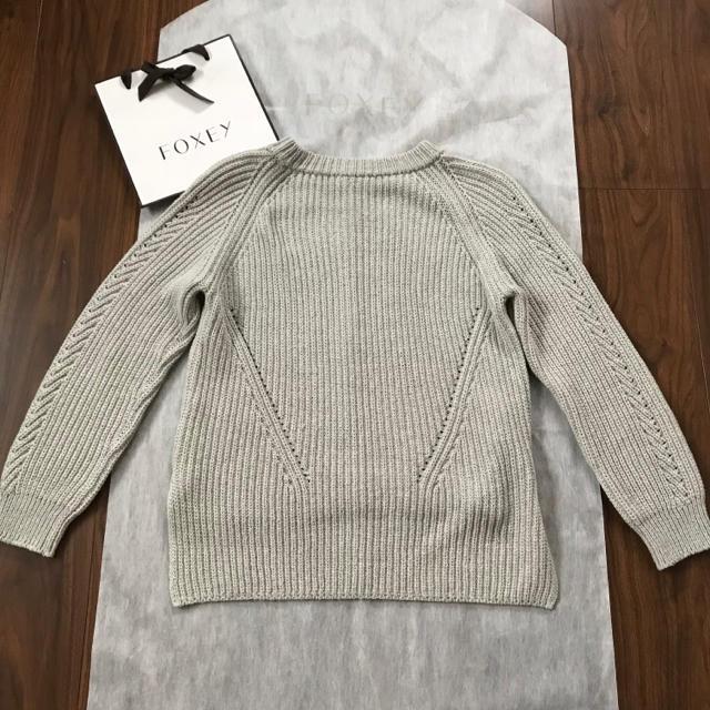 FOXEY(フォクシー)のまゆちゃんさまご専用♡ レディースのトップス(ニット/セーター)の商品写真