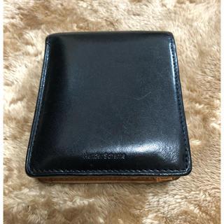 エンダースキーマ(Hender Scheme)のhender scheme   二つ折り財布 black(折り財布)