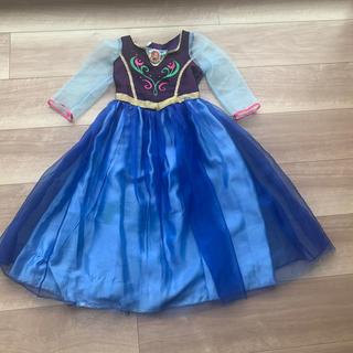 アナトユキノジョオウ(アナと雪の女王)のアナドレス_110cm(ドレス/フォーマル)