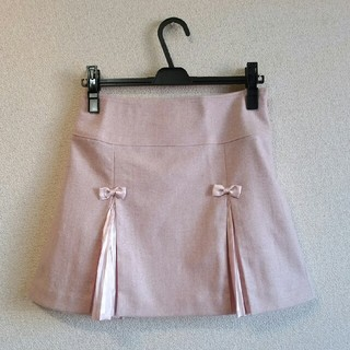 Barbie - 【美品】Barbie バービー スカート ピンク ツィード
