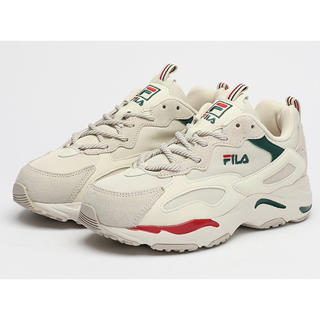 FILA - 【新品タグ付き】FILA ダッドスニーカー 厚底 靴 24.0cm