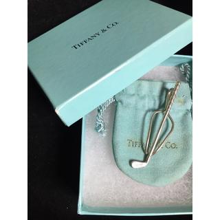 ティファニー(Tiffany & Co.)のTiffany &Co. ティファニー  ゴルフクラブデザイン マネークリップ(マネークリップ)