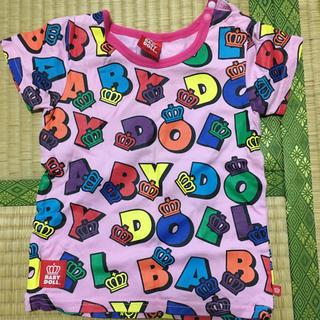 ベビードール(BABYDOLL)のBD シャツ 90(Tシャツ/カットソー)