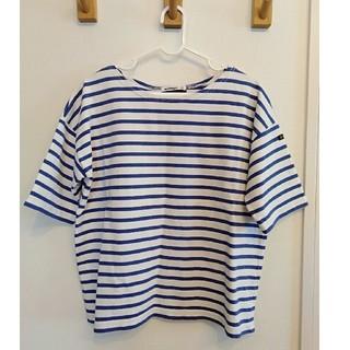 ルミノア(Le Minor)のLe minor バスクシャツ(カットソー(半袖/袖なし))