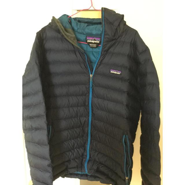 patagonia(パタゴニア)の専用 パタゴニア ダウンセーターフーディー メンズのジャケット/アウター(ダウンジャケット)の商品写真