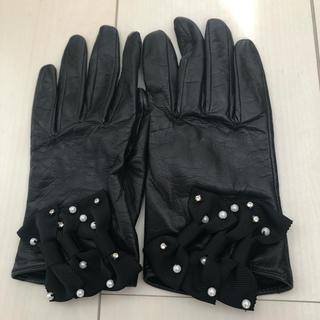 Chesty - chesty  リボン 手袋