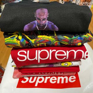 Supreme - 20ss 立ち上げtシャツ 5点セット サイズS
