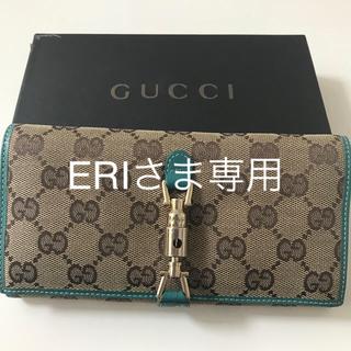 Gucci - 美品‼️GUCCI長財布
