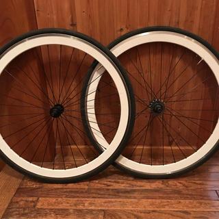 8bar bikes ピストバイクホイール(パーツ)