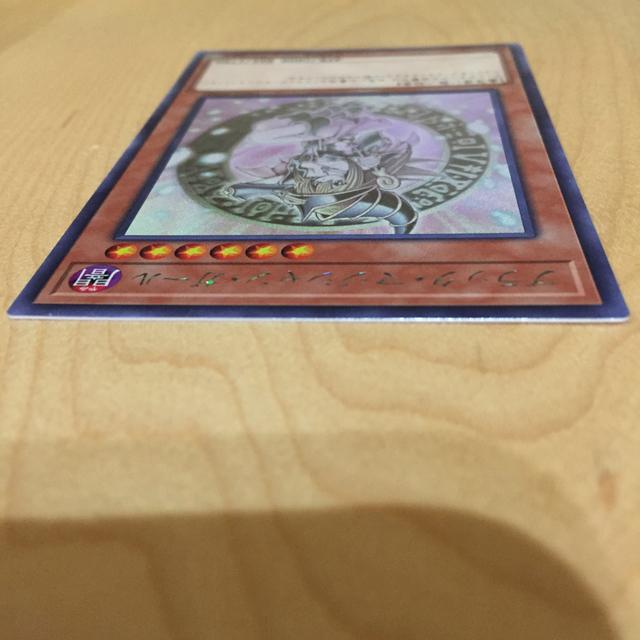 遊戯王(ユウギオウ)のブラックマジシャンガール ホログラフィックレア エンタメ/ホビーのトレーディングカード(シングルカード)の商品写真