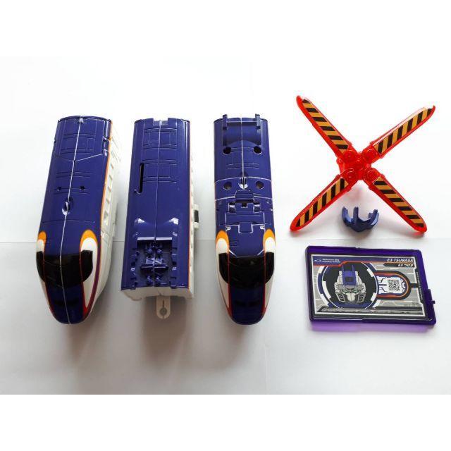 Takara Tomy(タカラトミー)のお野菜の日さま専用 シンカリオン DXS04 シンカリオン E3つばさ エンタメ/ホビーのおもちゃ/ぬいぐるみ(キャラクターグッズ)の商品写真