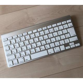 Apple - アップル キーボード 美品