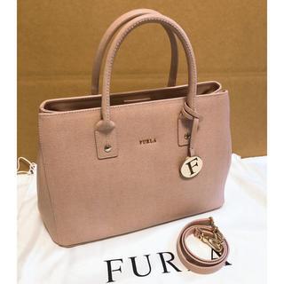 Furla - *新品未使用* フルラ リンダ Mサイズ ショルダーバッグ