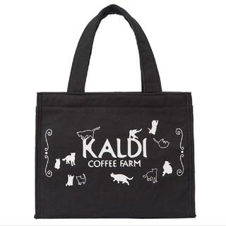 カルディ(KALDI)の《バッグのみ》カルディ ネコの日バッグ(トートバッグ)