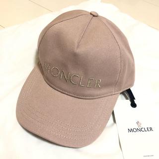 MONCLER - 20SS 日本未入荷 モンクレール キャップ