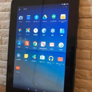 【極美品 追加出品!】 10.1インチ 日本製 Android タブレット