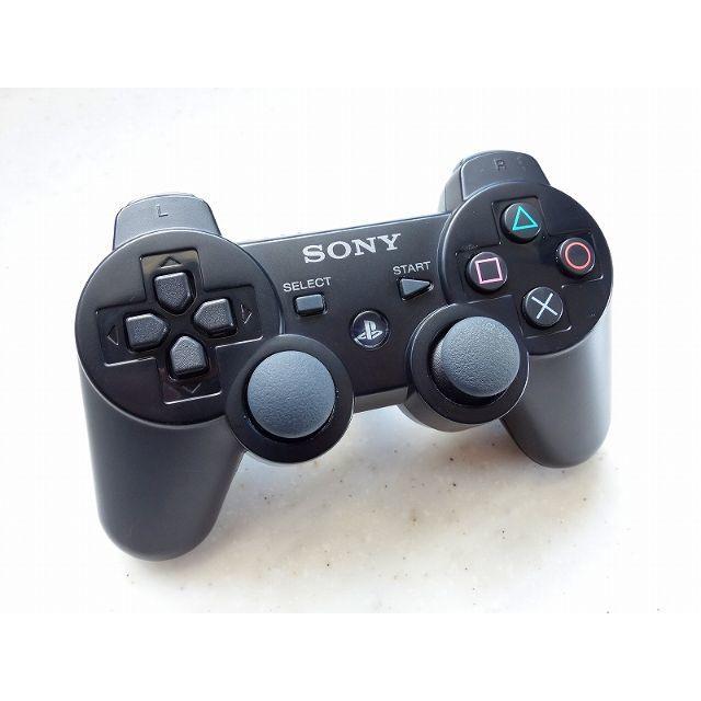 PlayStation3(プレイステーション3)の21★PS3 純正 コントローラー  DUALSHOCK3 デュアルショック エンタメ/ホビーのゲームソフト/ゲーム機本体(家庭用ゲーム機本体)の商品写真