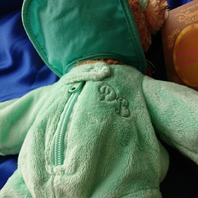 ダッフィー(ダッフィー)のWDW ウォルトディズニーワールド マイ ファースト ダッフィー パジャマ  エンタメ/ホビーのおもちゃ/ぬいぐるみ(キャラクターグッズ)の商品写真