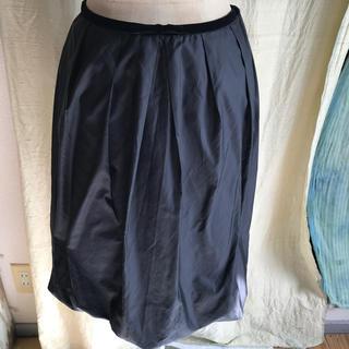 ロペ(ROPE)のused  rope バルーンスカート (ひざ丈スカート)