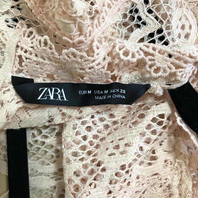 ZARA(ザラ)のZARA フォーマルドレス ワンピース レディースのワンピース(ひざ丈ワンピース)の商品写真