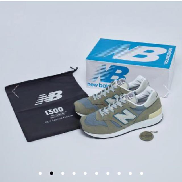 New Balance(ニューバランス)の即発送 ニューバランス M1300JP 24cm 1300 992 1300JP レディースの靴/シューズ(スニーカー)の商品写真