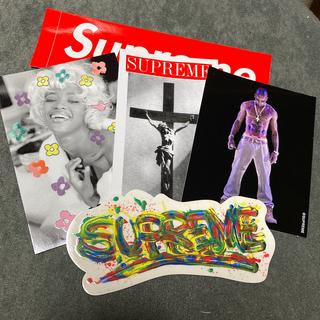 シュプリーム(Supreme)の20ss ステッカーセット(スケートボード)