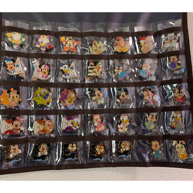 Disney(ディズニー)の非売品!新品◡̈⃝♡Disney ピンバッチ&チャーム エンタメ/ホビーのおもちゃ/ぬいぐるみ(キャラクターグッズ)の商品写真