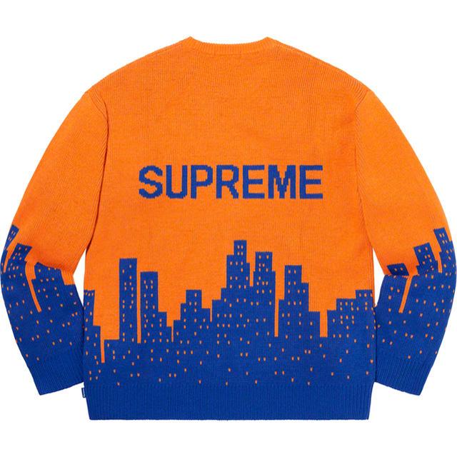 Supreme(シュプリーム)のL Supreme New York Sweater セーター メンズのトップス(ニット/セーター)の商品写真